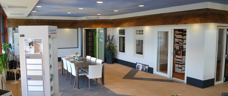 showroom,plafonds,verlichting